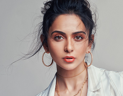 Rakul Preet Singh Elle March 2021