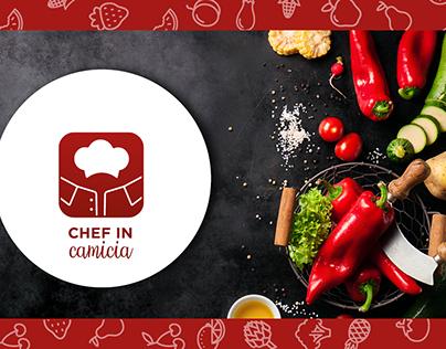 Chef in Camicia - Progetto di rebranding