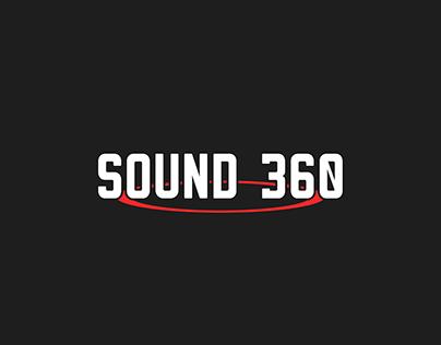 Sound 360 - logo