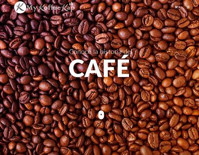 Hotsite - My Koffee Kap (España)
