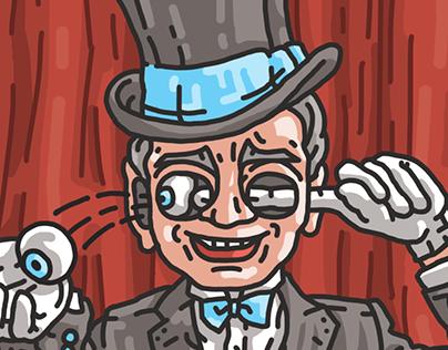 Illustrations for Charaktery