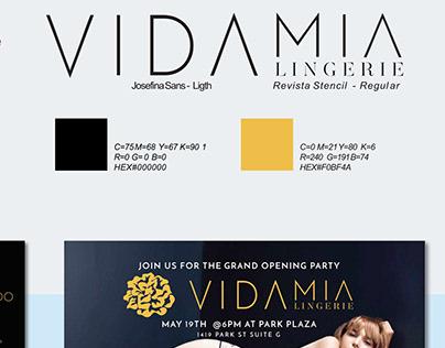 Vidamia Lingerie