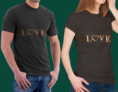 Valentine T-Shirts Bundle