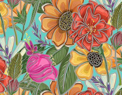 FLOWERS FOR LIFE (prints)