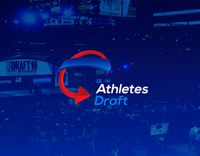 Athletes Draft | Brand Identity