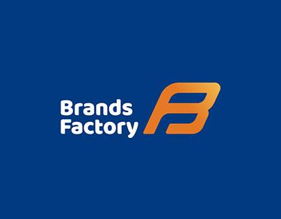 Brands Factory Branding