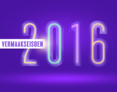 2016 Splinternuwe Vermaak