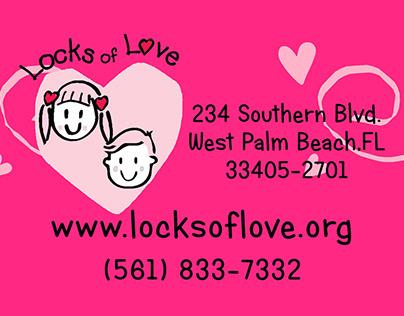 Locks of Love PSA's