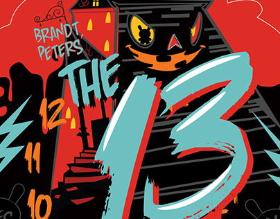KIDROBOT: The 13 Series Project