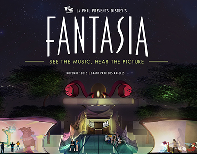 Disney's Fantasia: See the Music, Hear the Picture