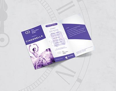 The Australian Ballet: Cinderella Brochure