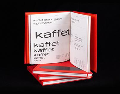 kaffet UX BOOK