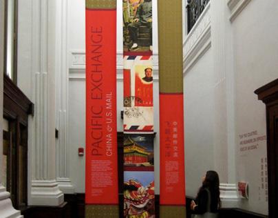 Smithsonian Postal Museum   Pacific Exchange exhibition