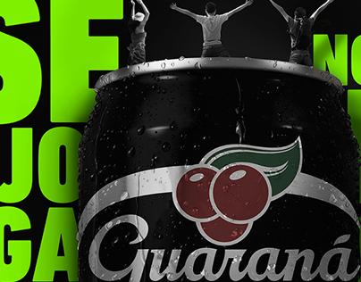 Guaraná Antarctica Black - Se Joga no Escuro (Cuca)
