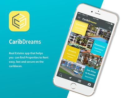 CaribDreams - Mobile App
