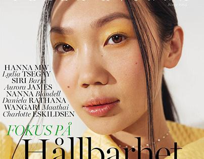 Cover Story / PLAZA Kvinna / Feb 2021