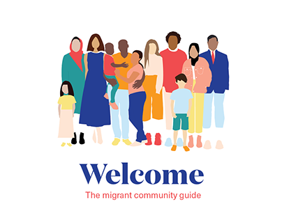 Welcome, the migrant community guide