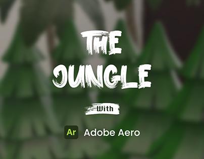 The Jungle | Adobe Aero