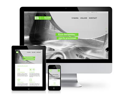 Elcon web