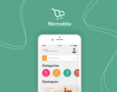 Mercatto - Delivery - UX/UI Case Study