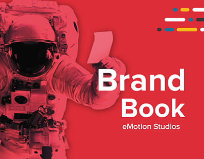 Brand Book e Papelaria - eMotion Studios
