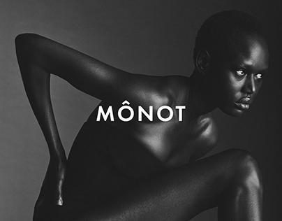 Mônot — branding & website