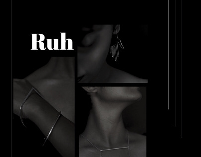 Ruh - A whimsical tale from an artist in a quest.