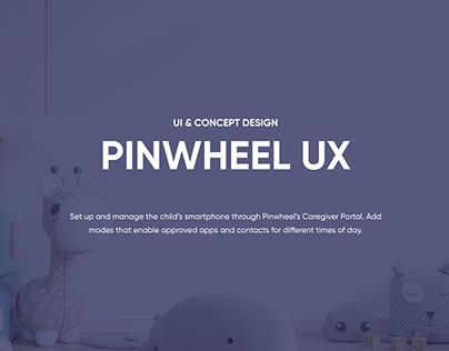 Pinwheel Caregiver App