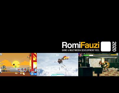 Unity Development Compilation Reel