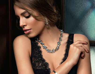 Jewelry and Lingerie Retouching