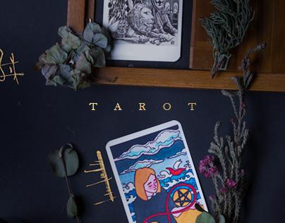 Tarot Artists Cards