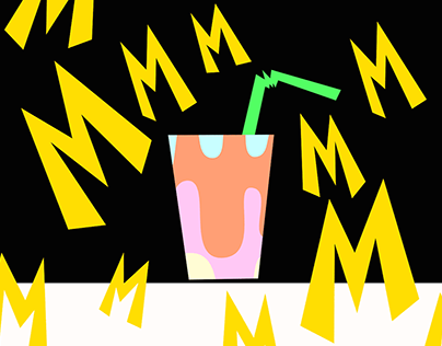 Smoothie Animation