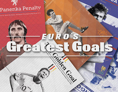 Euro's Greatest Goals