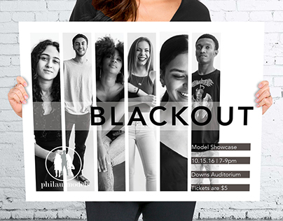 Event Promo - BLACKOUT
