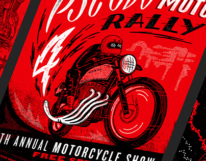 Motorcycle Show posters