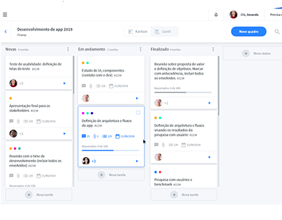Flowup Redesign