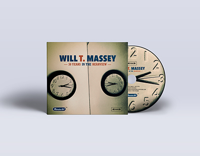 Will T. Massey | CD Digipack