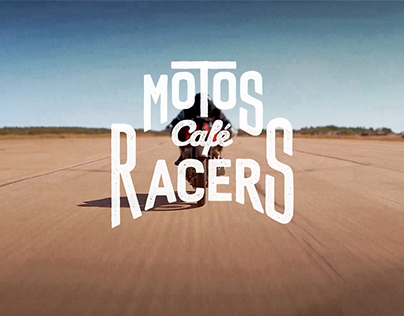 Motos Café Racers Brand TV Show.