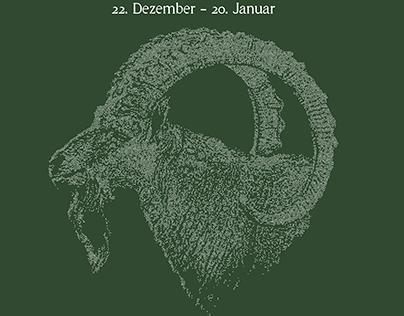 Capricorn Poster