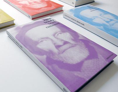Bondy edition book design
