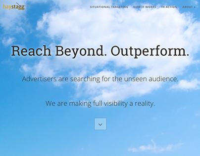 haystagg: Branding and Website Design
