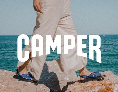 CAMPER REMIX