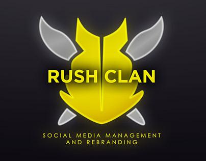 Rush Clan - Social Media Management & Branding
