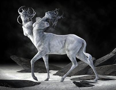 Ivory Sculpt
