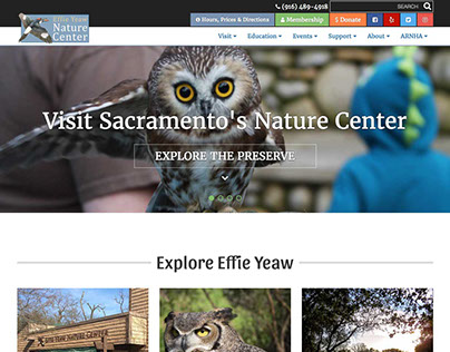 Effie Yeaw Sacramento Nature Center