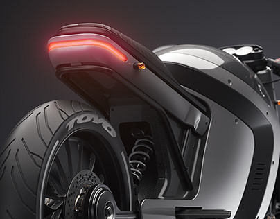 Lada electric motorcycle