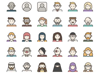 Human Diversity Avatars