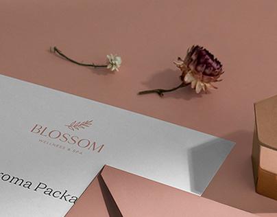 Blossom Wellness & Spa | Brand Identity & Stationary