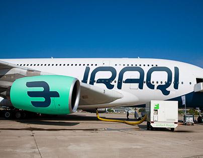 IRAQI AIRLINES Identity