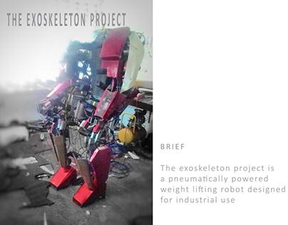 Exoskeleton Prototype